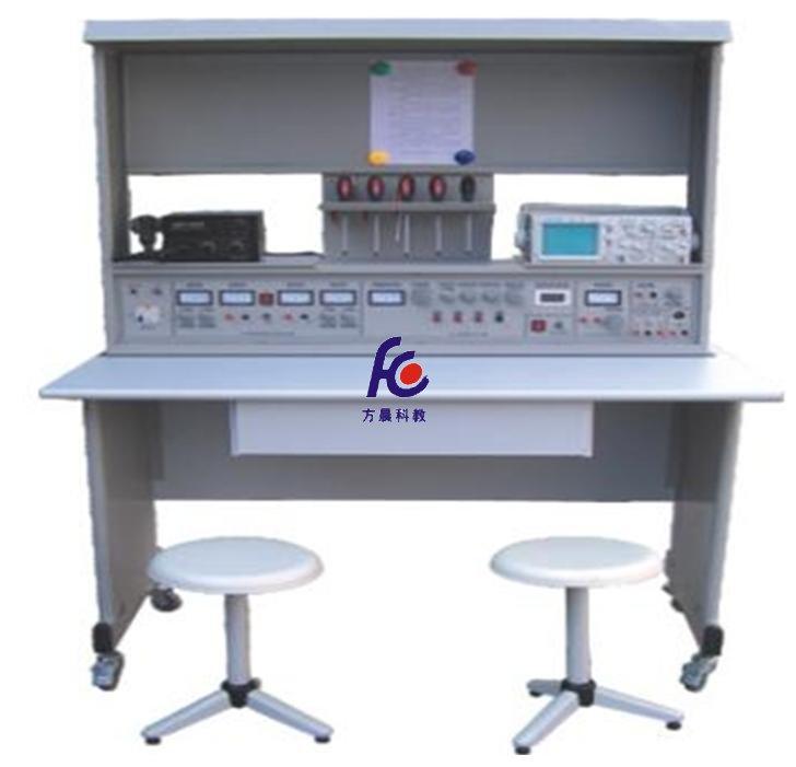 (五)实训线路板(套件):实训线路涵盖数字电路,模拟电路,机,电,声
