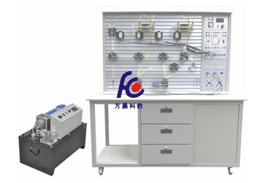 透明液压plc控制实训装置(外泵站)