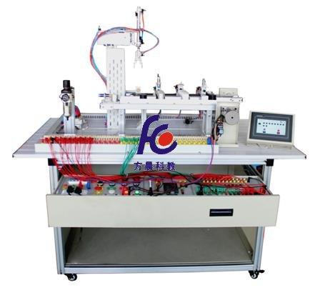 光机电一体化高速分拣实训系统-维修电工实训装置