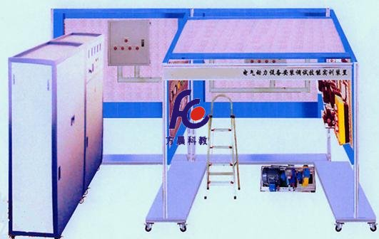 典型照明电路的安装及接线 (二) 电缆线路的施工 1.