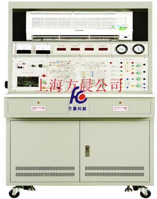 空调主控板电路原理     6.空调电器元件的测量及系统运行     7.